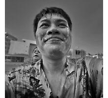 Songkran in Bangkok (11) Photographic Print