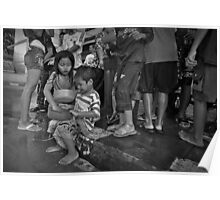 Songkran in Bangkok (13) Poster