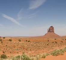 Monument Valley by audhudson