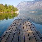 Visions of Bohinj by Ian Middleton