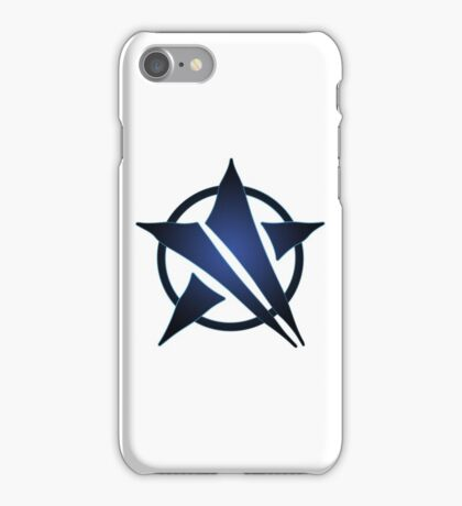 The Shattered Star Official in White iPhone Case/Skin