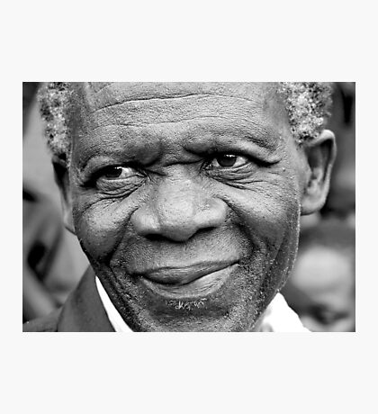 Man from Malawi Photographic Print