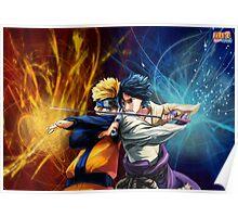 Naruto poster wall art Poster