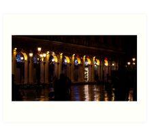 Piazza San Marco Art Print