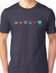 By your powers combined... T-Shirt