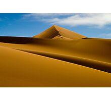Dune Top Photographic Print