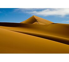 Dune Top Photographic Print