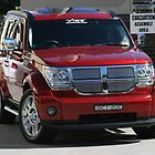 Dodge Nitro by jaskel