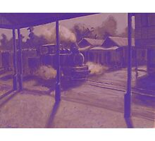 South Johnstone Cane Train Photographic Print
