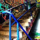 Stairway to Abandonment by clydeessex