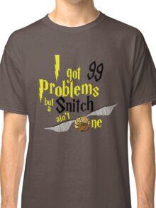 Badger Problems Classic T-Shirt