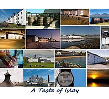 Islay - the Whisky Isle by Kasia-D