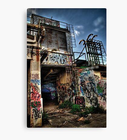 Urban Artscape Canvas Print