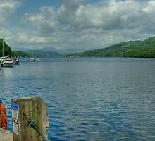 Afternoon on Windermere by Jamie  Green