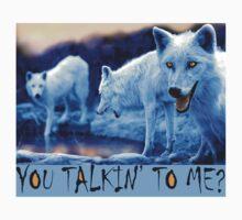 You Talkin, To Me? by Mal Bray