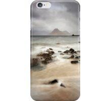 Elgol Waters iPhone Case/Skin