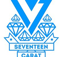 SEVENTEEN Carat by skeletonvenus