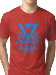 SEVENTEEN Carat Tri-blend T-Shirt