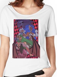 Darkspaghetti Women's Relaxed Fit T-Shirt