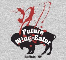 Future Wing-Eater...for the kid Kids Clothes