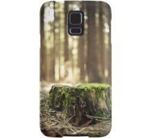 Green Samsung Galaxy Case/Skin
