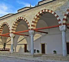 Ottoman Külliye and Hospital -TURKEY by rasim1