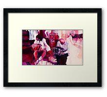 Orchestra Framed Print