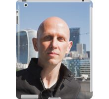 Sadler's Wells and internationally renowned choreographer Wayne McGregor iPad Case/Skin
