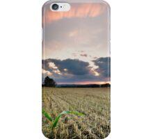 September Sunset iPhone Case/Skin