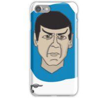 Spock aka Leonard Nimoy iPhone Case/Skin
