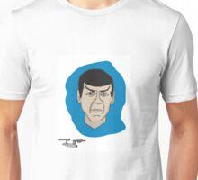 Spock aka Leonard Nimoy Unisex T-Shirt