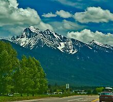 Montana Means Mountains, #3 by Bryan D. Spellman