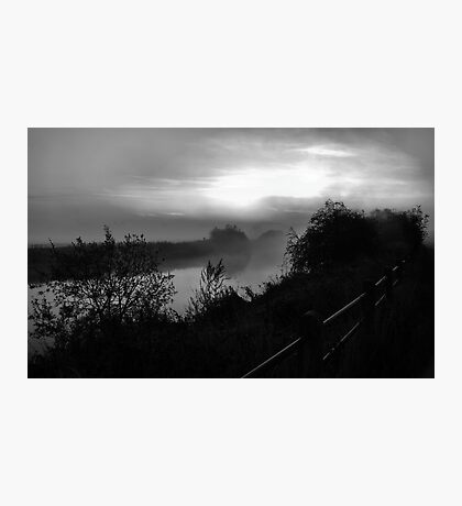 Mystery Morn Photographic Print