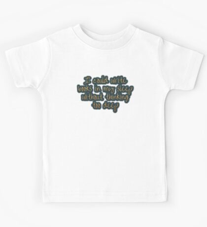 The Land of Words 1 Kids Tee