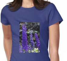 Larkspur - Preston Temple Grounds Womens Fitted T-Shirt