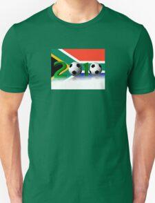 2010 soccer world championship Unisex T-Shirt