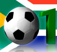 2010 soccer world championship Sticker