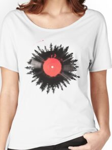 The Vinyl of my life Women's Relaxed Fit T-Shirt