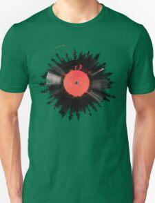 The Vinyl of my life Unisex T-Shirt
