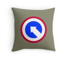 1st Sustainment Command (Theater) US Army Throw Pillow