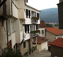 A street in Ohrid by Maria1606