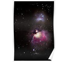The fabulous Orion Nebula Poster
