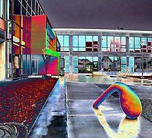 3330a Art around the campus by Robert Breisch