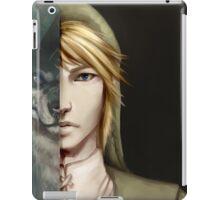 Link Twilight Princess iPad Case/Skin