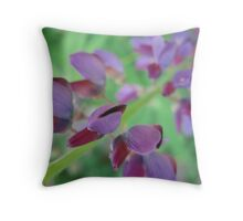 Lupin Haze Throw Pillow