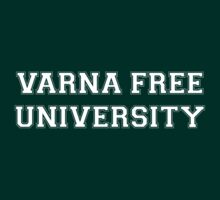 VARNA FREE UNIVERSITY by HelenCard