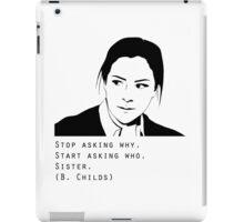 Beth Childs iPad Case/Skin
