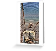 Almost Summer_San Clemente, CA Greeting Card
