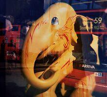 Elephant Parade by zdeslava