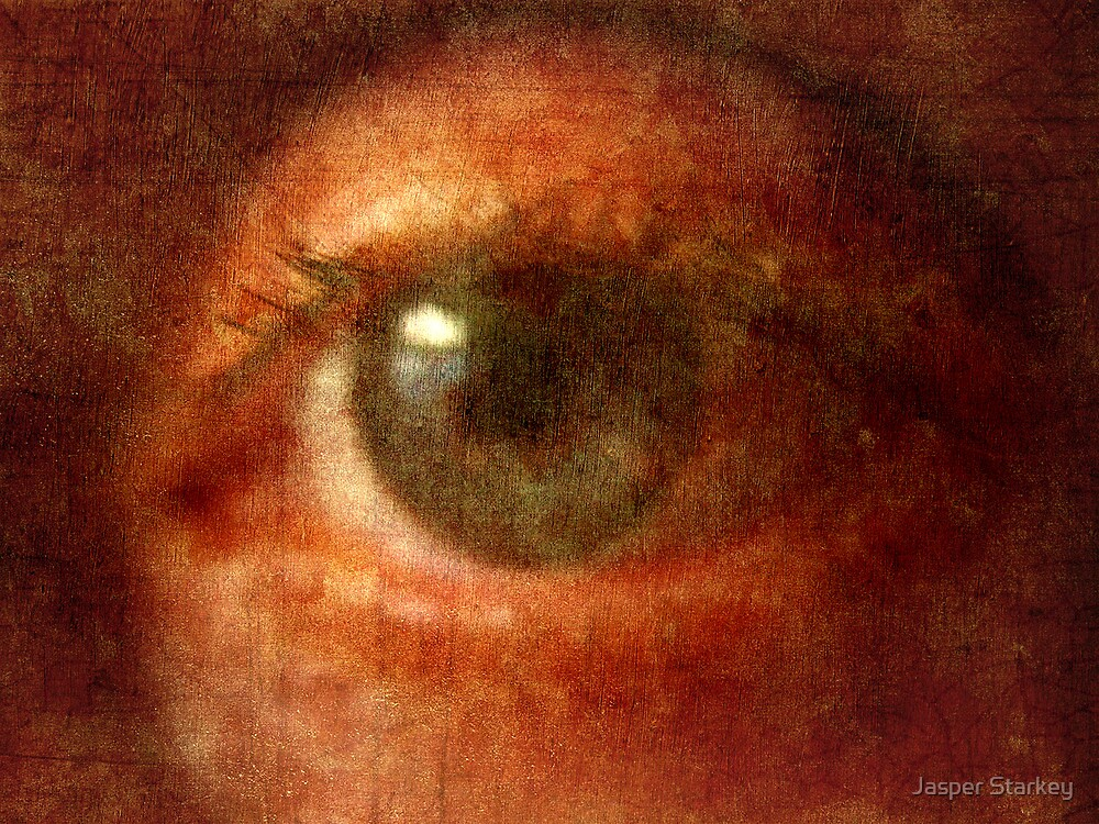 Eye of Compassion by Simon Groves